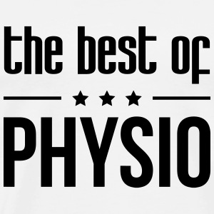 the best of Physio T-skjorter - Premium T-skjorte for menn