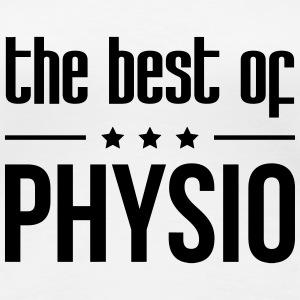 the best of Physio T-shirts - Premium-T-shirt dam