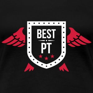 Best PT (Physio) T-Shirts - Women's Premium T-Shirt