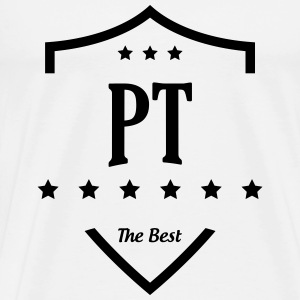 PT (Physio) T-Shirts - Men's Premium T-Shirt