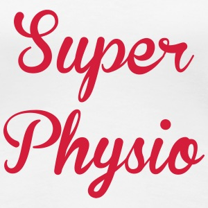 Super Physio T-shirts - Vrouwen Premium T-shirt