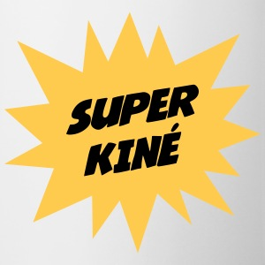 Super Kiné Mugs & Drinkware - Mug