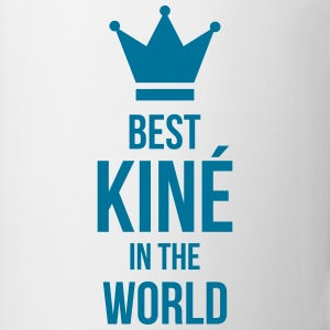 Best Kiné in the world Mugs & Drinkware - Mug