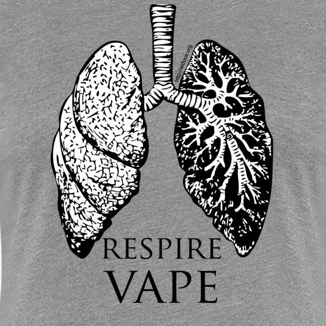 """T-shirt """"Respire"""" Femme"""