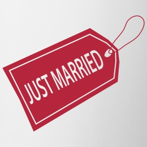 just_married Mugs & Drinkware - Mug