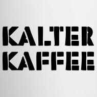 Motiv ~ kalter kaffee