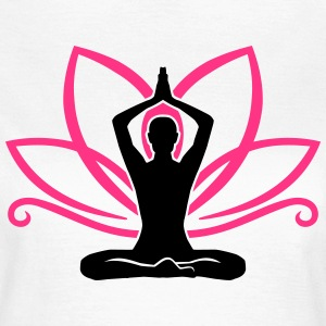 Meditation T-Shirts - Frauen T-Shirt
