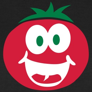 tomate smiley sourire 26 Tee shirts - T-shirt Femme