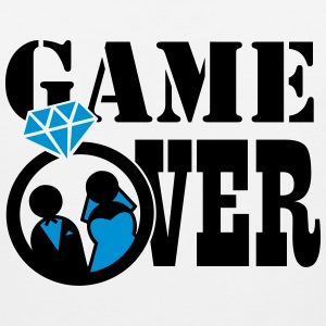 Game Over Tank Tops - Men's Premium Tank Top