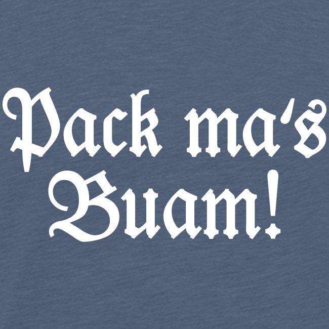 Pack ma's Buam T-Shirt (Blau/Weiß)