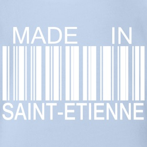 Made in Saint- Etienne 42 Tee shirts - Body bébé bio manches courtes