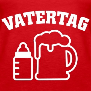 Vatertag Tops - Frauen Premium Tank Top