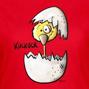 Kuckucksei T-Shirts - Frauen T-Shirt