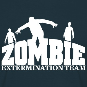 zombies T-shirts - Mannen T-shirt