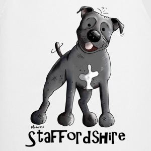 Staffordshire Bull terrier  Aprons - Cooking Apron