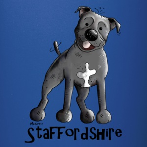 Staffordshire Bull terrier Mugs & Drinkware - Full Colour Mug