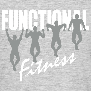 Masterfitness functional training - Männer T-Shirt