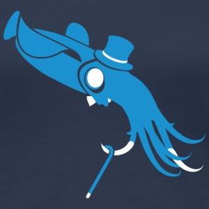 sir squid T-Shirts - Women's Premium T-Shirt
