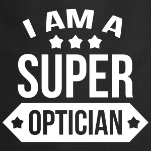 I am a Super Optician Grembiuli - Grembiule da cucina