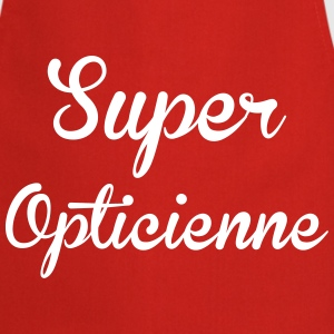 Super Opticienne Delantales - Delantal de cocina