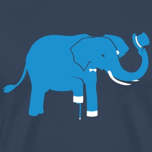 Sir Elephant T-Shirts - Men's Premium T-Shirt