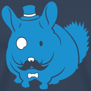 Sir Chinchilla T-Shirts - Men's Premium T-Shirt