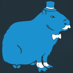 Sir Capybara T-Shirts - Women's T-Shirt