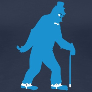 Sir Bigfoot T-Shirts - Women's Premium T-Shirt