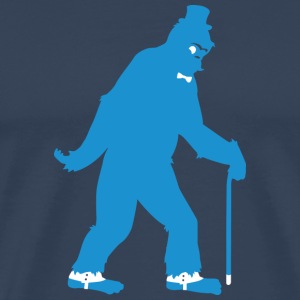 Sir Bigfoot T-Shirts - Men's Premium T-Shirt