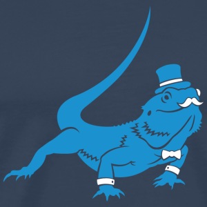 Sir Bearded Dragon T-Shirts - Men's Premium T-Shirt