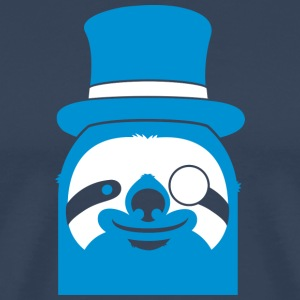 Sir Sloth T-Shirts - Men's Premium T-Shirt