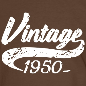 Vintage 1950 Tee shirts - T-shirt contraste Homme
