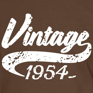 Vintage 1954 Tee shirts - T-shirt contraste Homme
