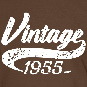 Vintage 1955 Tee shirts - T-shirt contraste Homme