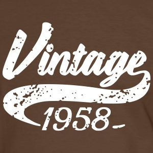 Vintage 1958 Tee shirts - T-shirt contraste Homme