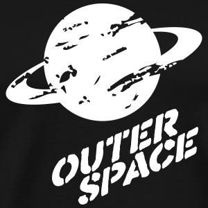 outer space T-shirts - Mannen Premium T-shirt