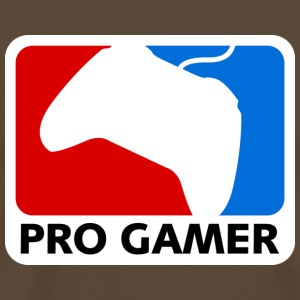 pro gamer league Camisetas - Camiseta premium hombre