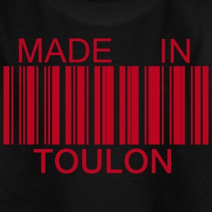 Made in Toulon 83 Tee shirts - T-shirt Enfant