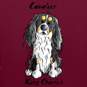 Cavalier King Charles Spaniel Sweat-shirts - Sweat-shirt contraste