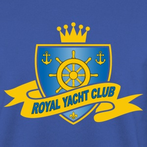 Royal yacht club 01 Hoodies & Sweatshirts - Men's Sweatshirt