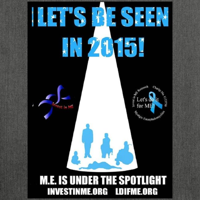 Let's be seen 2015 Designed by Caged Bird