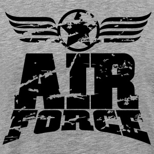 air force T-Shirts - Men's Premium T-Shirt