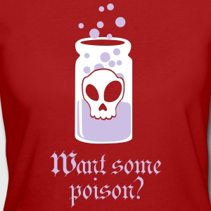 Poison T-Shirts - Frauen Bio-T-Shirt