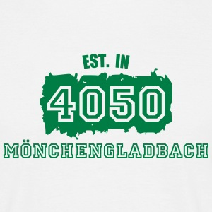 Established 4050 Mönchen T-Shirts - Männer T-Shirt