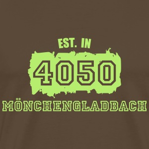 Established 4050 Mönchen T-Shirts - Männer Premium T-Shirt