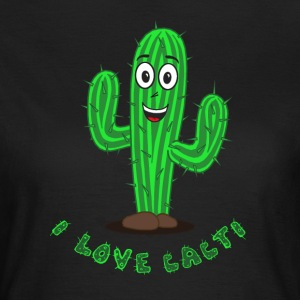 LOVE CACTI T-Shirts - Women's T-Shirt