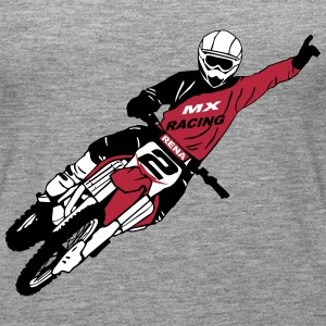 Moto Cross - motocross  Tops - Women's Premium Tank Top