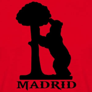madrid Tee shirts - T-shirt Homme