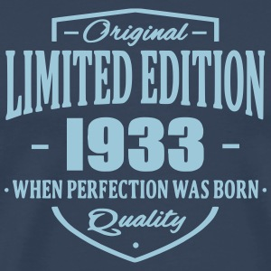Limited Edition 1933 Tee shirts - T-shirt Premium Homme