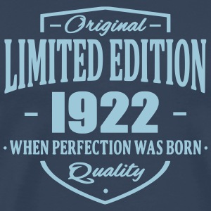 Limited Edition 1922 Tee shirts - T-shirt Premium Homme